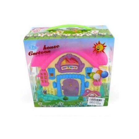 Купить Домик кукольный Shantou Gepai 628543