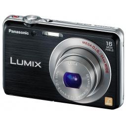 фото Фотокамера цифровая Panasonic Lumix DMC-FS45. Цвет: черный