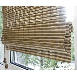 Купить Шторы римские Эскар бамбуковые