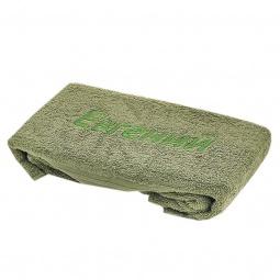 фото Полотенце подарочное с вышивкой TAC Евгений. Цвет: зеленый