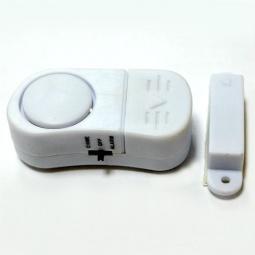 Купить Магнитоконтакт автономный с сиреной KJ-323