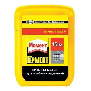 Купить Нить-герметик Момент «Гермент»