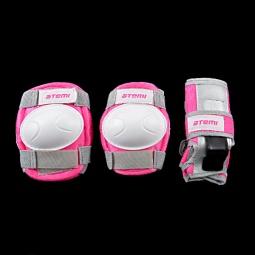 Купить Набор защиты роликовый детский ATEMI ASGK-03 Neon