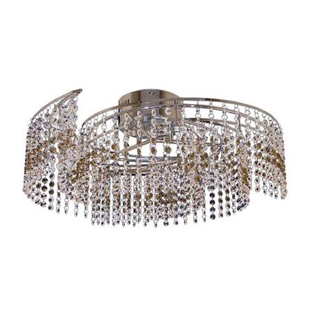 Купить Люстра потолочная MW-Light «Каскад» 244017812