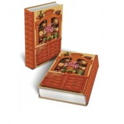 фото Книга-шкатулка Феникс-Презент «Бабушкин сервант»