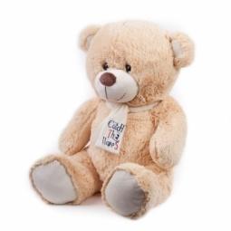 Купить Мягкая игрушка Button Blue Медведь Тишка