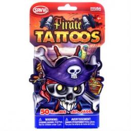 Купить Татуировки временные Savvi 3D. В ассортименте