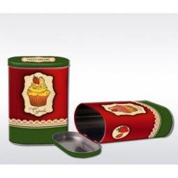 фото Емкость для сыпучих продуктов Феникс-Презент «Пирожное»