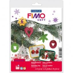 фото Набор для создания украшений Fimo «Рождество»