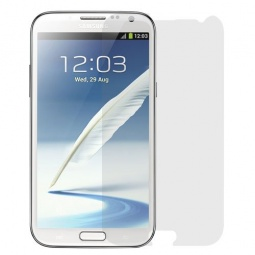 фото Пленка Muvit Screen Guard AntiFinger для Samsung Note 2. Тип: антибликовая