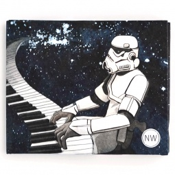 фото Бумажник New wallet Star Wars
