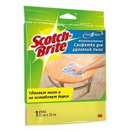 Купить Салфетка для удаления пыли Scotch-Brite MW-D