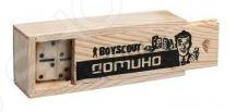 Домино деревянное Boyscout 61453 сапоги резиновые дюна р 37 цвет т синий