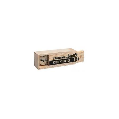 Купить Домино деревянное Boyscout 61453