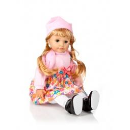 фото Кукла интерактивная Shantou Gepai «Наташа» MY072