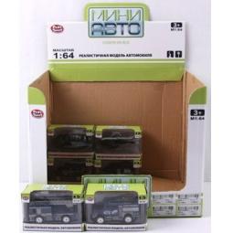 фото Машинка игрушечная PlaySmart «Спецтехника» Р41157. В ассортименте