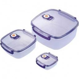 Купить Набор контейнеров вакуумных Bekker BK-5101