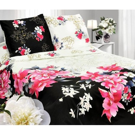 Купить Комплект постельного белья Сова и Жаворонок «Ночной каприз». Семейный
