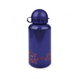 фото Бутылка для воды детская IRIS Barcelona Snack Rico. Цвет: синий