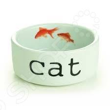 Миска для кошек Beeztees «Snapshot»