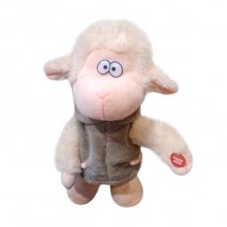 Купить Мягкая игрушка интерактивная Family Fun «Зажигательный барашек Тимошка»