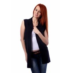 фото Кардиган Mondigo 9752. Цвет: черный. Размер одежды: 46