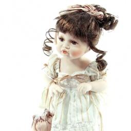 фото Кукла керамическая Феникс-Презент Ф21-1505