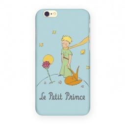 фото Чехол для iPhone 6 Mitya Veselkov «Маленький принц». Цвет: голубой