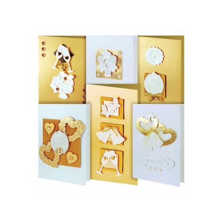 Купить Набор для создания 6-ти открыток Белоснежка «Любовь»