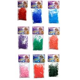 Купить Набор резиночек для плетения 1 Toy Winx Т58322. В ассортименте