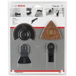 Купить Набор насадок для универсального инструмента Bosch 2608661695