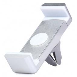 фото Держатель для смартфона на дефлектор COTEetCI Base2 Phone Vent Car Holder. Цвет: серебристый
