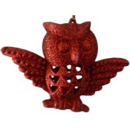 фото Украшение-подвес новогоднее Феникс-Презент 34977 «Сова»