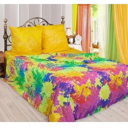 фото Комплект постельного белья Сова и Жаворонок Oops!. 1,5-спальный. Размер наволочки: 50х70 см — 2 шт
