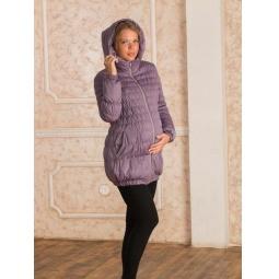 Купить Куртка для беременных зимняя 3 в 1 Nuova Vita 7201.02. Цвет: фиолетовый
