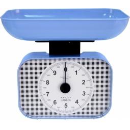 фото Весы кухонные Delta КСА-004. Цвет: голубой