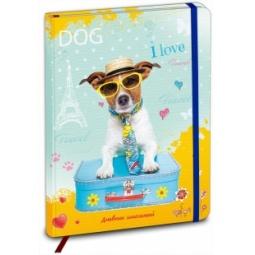 фото Дневник школьный Проф-Пресс «Собака с чемоданом»