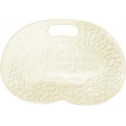 фото Коврик банный с надписью «Банные штучки». Цвет: белый