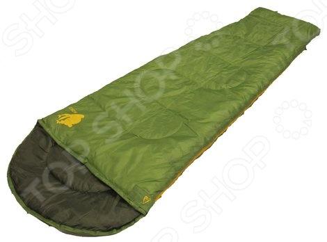 Спальный мешок Best Camp WokoСпальные мешки<br>Best Camp Woko это современный, практичный и удобный спальный мешок, без которого трудно обойтись любителям настоящего отдыха на дикой природе. Это может быть туристический поход, охота или рыбалка, а также другие виды отдыха, предполагающие ночевку под открытым небом или в палатке. Благодаря сочетанию продуманной формы и высококачественных материалов, температурный диапазон, при котором сон в таком мешке будет комфортным, достаточно широк. Преимущества спального мешка Best Camp Woko:  Подходит для детей и подростков;  Подголовник для комфортного и спокойного сна;  Конструкция, позволяющая состегивать вместе два спальника;  Надежная защита от влаги и ветра;  Компактные размеры, способствующие максимальному удобству при переноске и хранении спального мешка. Обеспечьте себя качественной экипировкой и каждый поход на природу станет настоящим приключением, со множеством событий, оставляющих в памяти неизгладимый след.<br>
