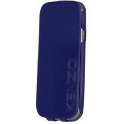 фото Чехол Kenzo Glossy Logo Case для Samsung S3 Mini. Цвет: синий