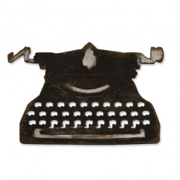 фото Форма для вырубки Sizzix Bigz Die Печатная машинка