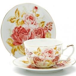 Купить Чайная пара Loraine LR-24592 «Розы»