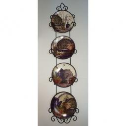фото Набор тарелок настенных Феникс-Презент 36251