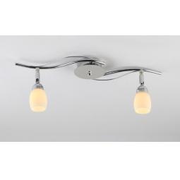 Купить Светильник настенно-потолочный Rivoli Capri-W/С-2