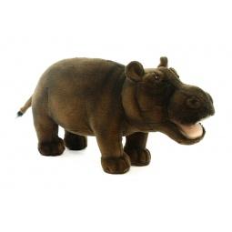 фото Мягкая игрушка для ребенка Hansa «Бегемот»