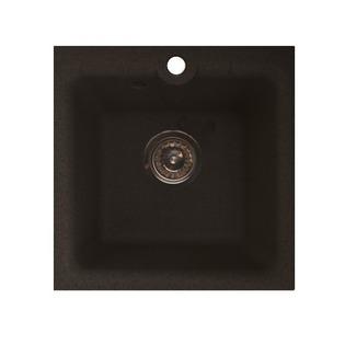 Купить Мойка кухонная GranFest Practic GF-P420. Цвет: чёрный