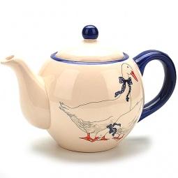 Купить Чайник заварочный Loraine «Гуси» LR-4702
