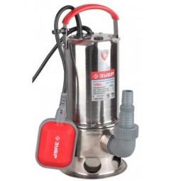 Купить Насос погружной для грязной воды Зубр ЗНПГ-1100-С