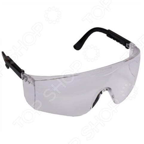 Очки защитные Stayer с регулируемыми по длине дужками