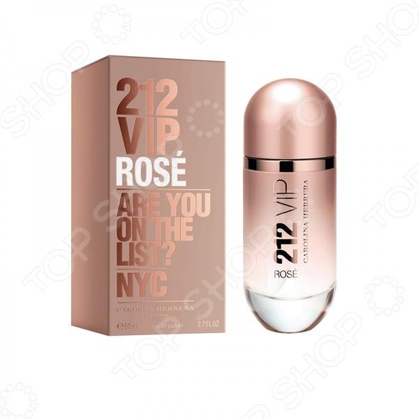 ��������������� ���� ��� ������ Carolina Herrera 212 Vip Rose. �����: 80 ��